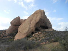 Rock Climbing Photo: The Chicken