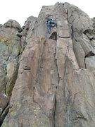 Rock Climbing Photo: Mike Keegan on PPBB.
