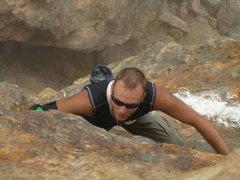 Rock Climbing Photo: Point Dume