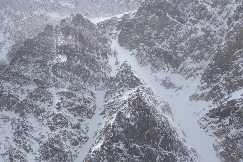 Rock Climbing Photo: Flying Dutchman 3/30.2013
