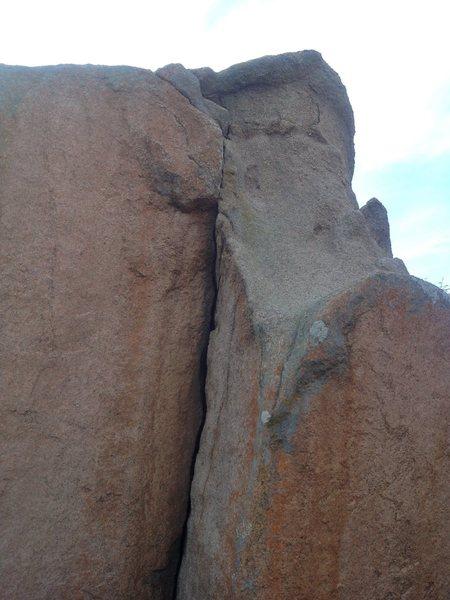 Rock Climbing Photo: Cubes