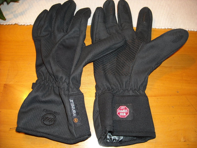 Manzella Windstopper Fleece Gloves