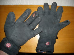 Rock Climbing Photo: Winter work gloves