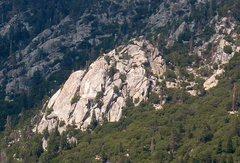 Rock Climbing Photo: One Hour Rock, San Jacinto Mountains