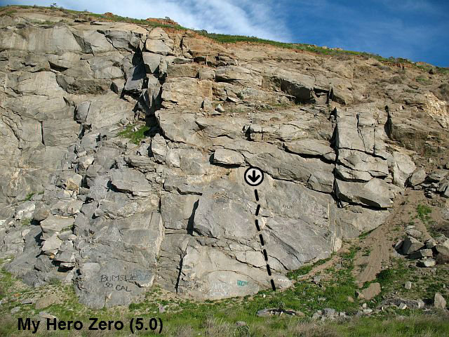 My Hero Zero (5.0), Riverside Quarry