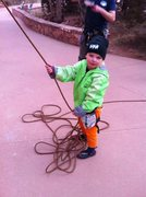 Pulling rope