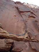 Rock Climbing Photo: Another awesome 11 at this wall...
