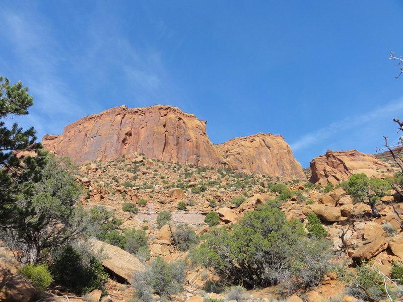 Rock Climbing Photo: The Vitamin-D