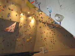 Rock Climbing Photo: roll and bulge with volumes and holds