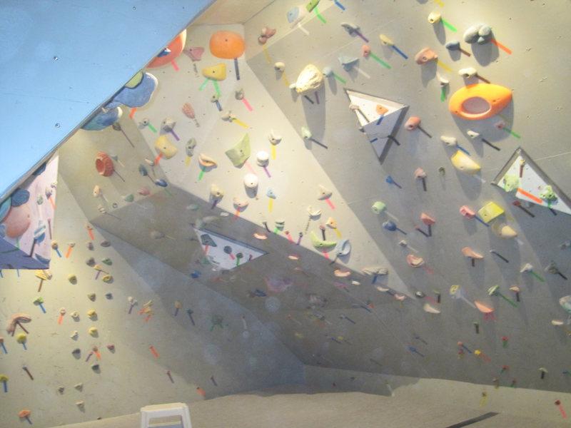 Rock Climbing Photo: steep walls