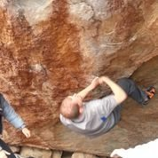 Rock Climbing Photo: New Religion