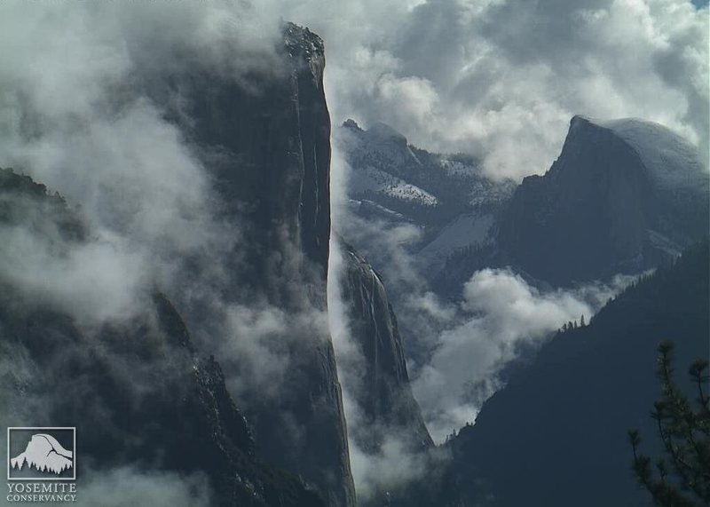 Yosemite Conservancy Cam 1 April 2013