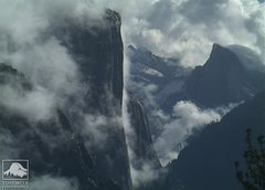 Rock Climbing Photo: Yosemite Conservancy Cam 1 April 2013