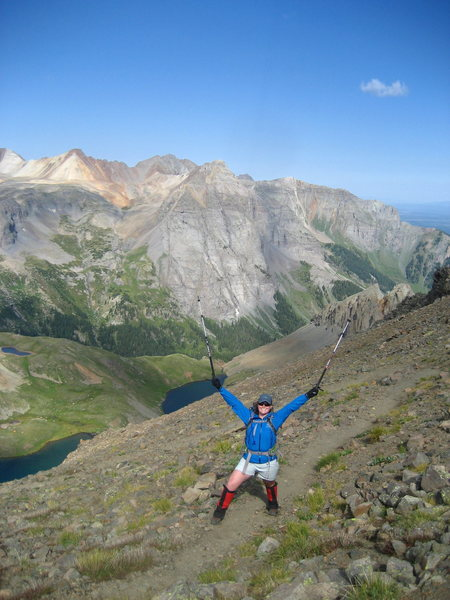 Rock Climbing Photo: Snuffles