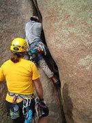 Rock Climbing Photo: Vedauwoo, WY