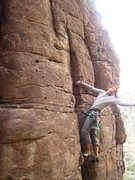 Rock Climbing Photo: If I didn't post this Brenda would -- just getting...