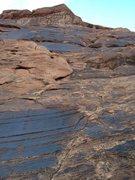 Rock Climbing Photo: Tax Free $, 5.10c.