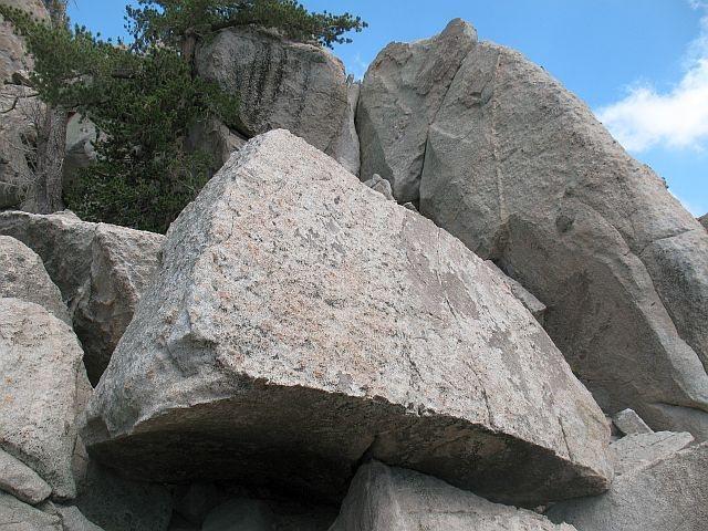 Rock Climbing Photo: The Chicken Shack, Tramway
