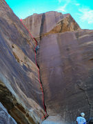 Rock Climbing Photo: Great fun!