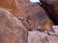 Rock Climbing Photo: Good Line!