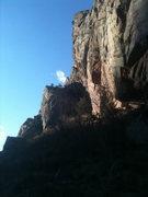 Rock Climbing Photo: Yep.