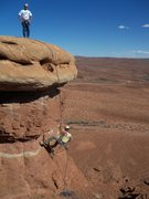 Rock Climbing Photo: Good photo opps.