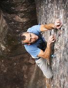 Rock Climbing Photo: the technochrist