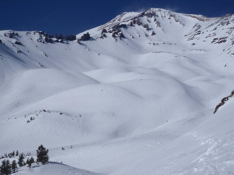 Rock Climbing Photo: From Green Butte Ridge