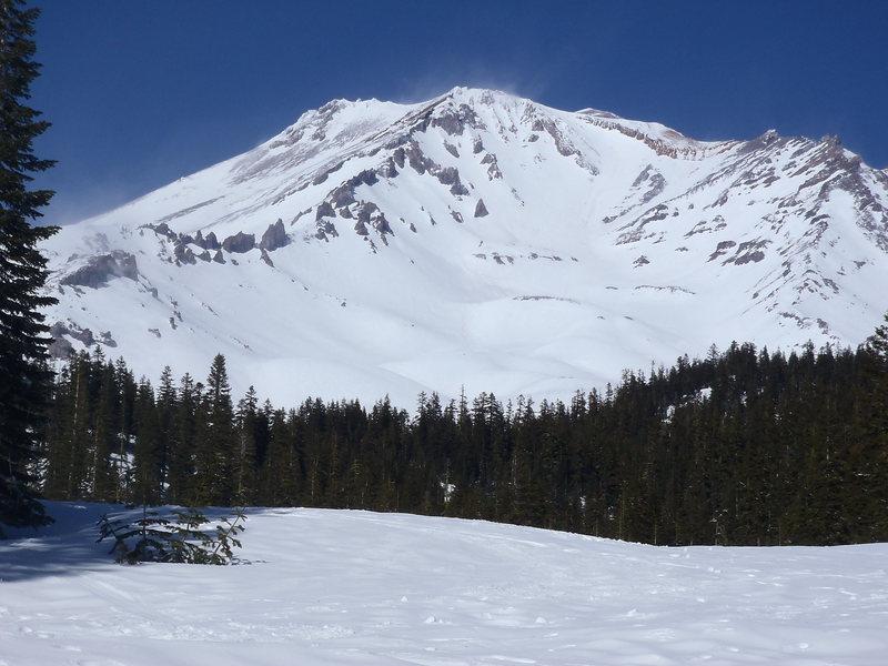 Rock Climbing Photo: Mount Shasta