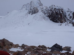 Rock Climbing Photo: Summit from Cone