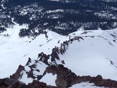 Rock Climbing Photo: Casaval Ridge