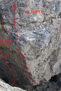 Rock Climbing Photo: New Routes not in Rock Climbs of Southwest Montana...