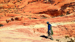 Rock Climbing Photo: Red Rock, Nevada