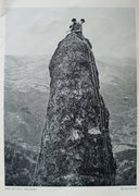 """Rock Climbing Photo: In the 1955 guidebook, it was mis-labelled """"M..."""