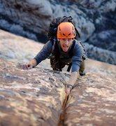 Rock Climbing Photo: Me on Dream of Wild Turkeys