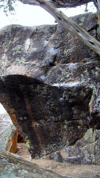 Rock Climbing Photo: Get Got problem.