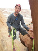Rock Climbing Photo: WOW!!!!! this thing is FUN!!!