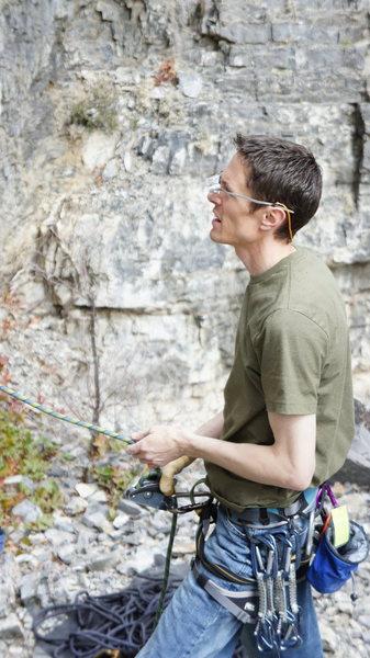 Rock Climbing Photo: Rockin the CU Prisms