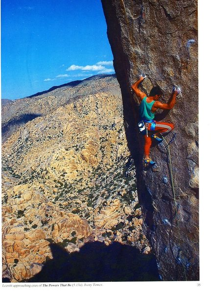 Rock Climbing Photo: Wonderland (page 4), Mountain Magazine 123 (Septem...