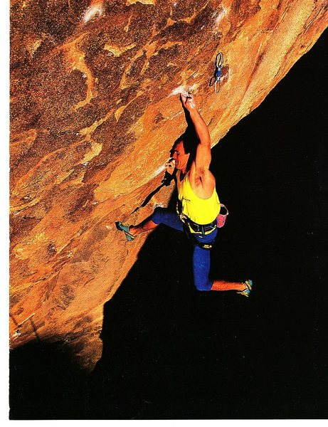 A World Apart (page 2), Climbing Magazine 125 (April/May 1991)<br> <br>