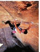 Rock Climbing Photo: A World Apart (page 3), Climbing Magazine 125 (Apr...