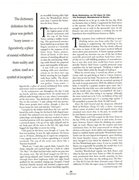 Rock Climbing Photo: A World Apart (page 7), Climbing Magazine 125 (Apr...