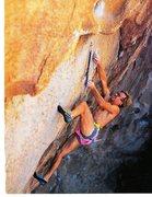 Rock Climbing Photo: A World Apart (page 8), Climbing Magazine 125 (Apr...