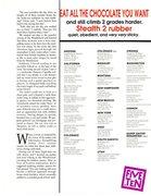 Rock Climbing Photo: A World Apart (page 10), Climbing Magazine 125 (Ap...