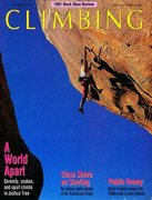 Rock Climbing Photo: Randy Leavitt on Hotpants (5.13b), Joshua Tree NP ...