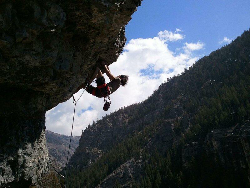 Rock Climbing Photo: Virtual reality