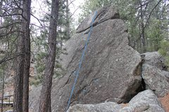 Rock Climbing Photo: the to-do problem