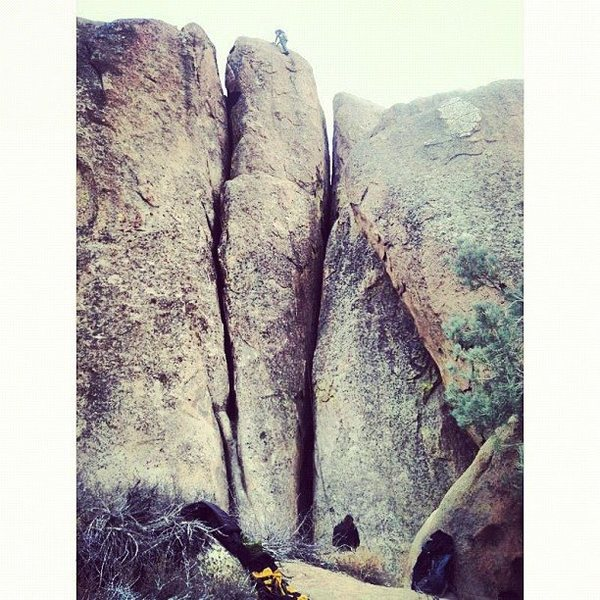Mike Wilson first 5.8 of the season 2013. Super fun 8! Highly recommended.