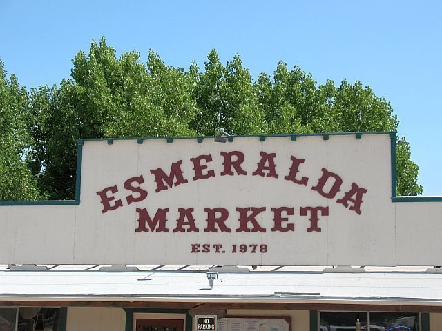 Esmeralda Market, Fish Lake Valley