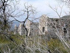 Rock Climbing Photo: Abandoned dreams, Mission Creek Preserve